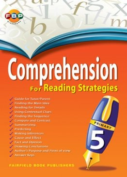 Comprehension for Reading Strategies - Primary 5