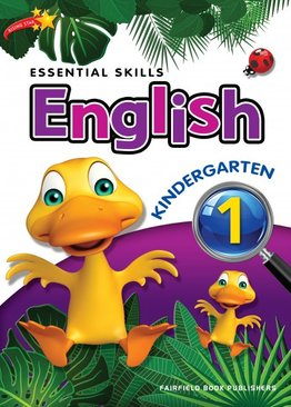 Essential Skills Kindergarten 1 English