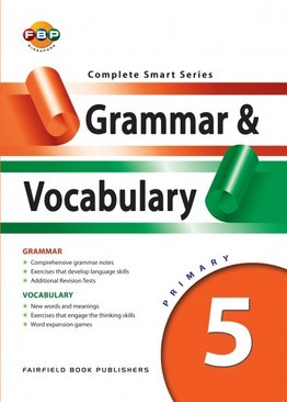 Grammar & Vocabulary - Primary 5