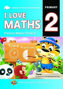I Love Maths | Practice Makes Perfect! - Primary 2