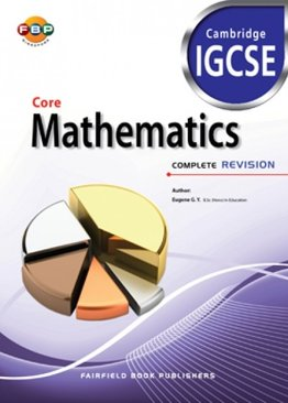 IGCSE Core Mathematics - Complete Revision