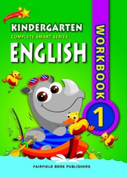 Kindergarten English Work Book 1 CSS
