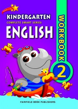 Kindergarten English Work Book 2 CSS