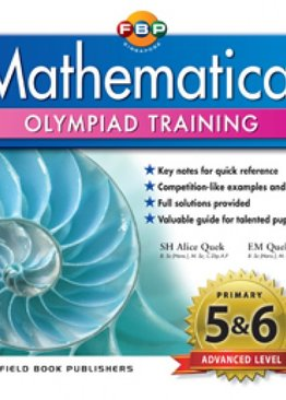 Mathematical Olympiad Training (Advanced Level)