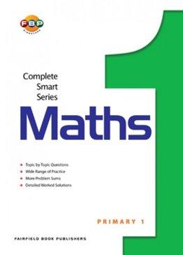 Mathematics Complete Smart Series - Primary 1