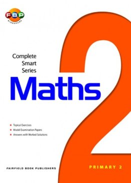 Mathematics Complete Smart Series - Primary 2
