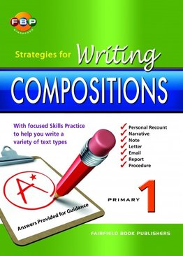 Strategies for Writing Compositions - Primary 1