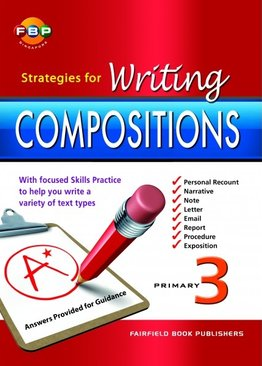 Strategies for Writing Compositions - Primary 3