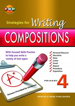 Strategies for Writing Compositions - Primary 4