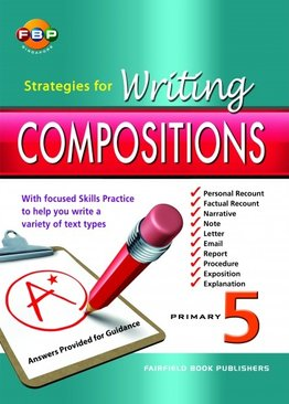 Strategies for Writing Compositions - Primary 5