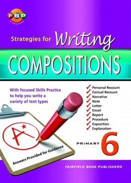 Strategies for Writing Compositions - Primary 6