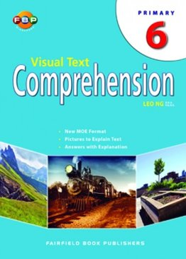 Visual Text Comprehension - Primary 6
