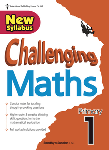 Challenging Maths - Primary 1