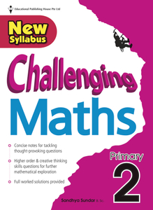 Challenging Maths - Primary 2