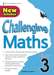 Challenging Maths - Primary 3