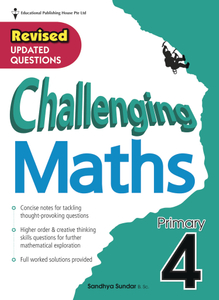 Challenging Maths - Primary 4
