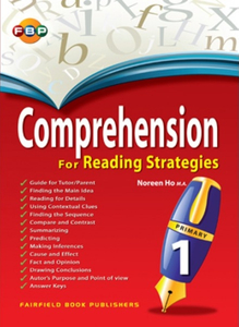 Comprehension for Reading Strategies - Primary 1