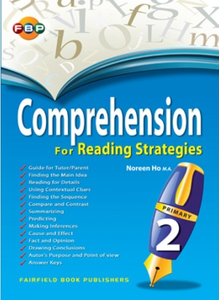 Comprehension for Reading Strategies - Primary 2
