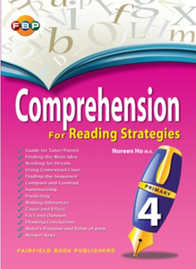 Comprehension for Reading Strategies - Primary 4