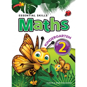 Essential Skills Kindergarten 2 Maths