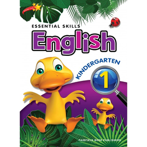 Essential Skills Kindergarten 1 English