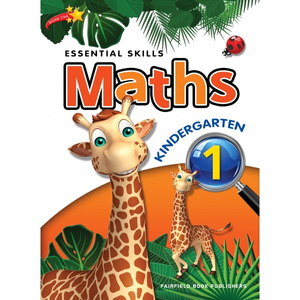 Essential Skills Kindergarten 1 Maths