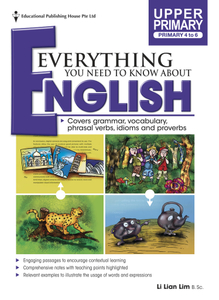 Everything You Need to Know About English - Upper Primary