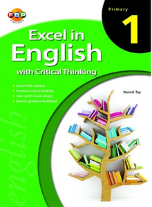 Excel in English with Critical Thinking - Primary 1