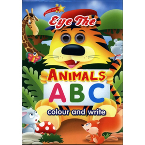 Eye the Animals - ABC Colour & Practice