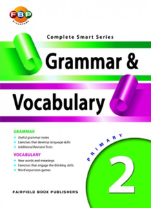 Grammar & Vocabulary - Primary 2