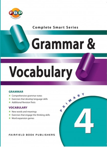 Grammar & Vocabulary - Primary 4
