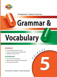 Grammar & Vocabulary - Primary 5