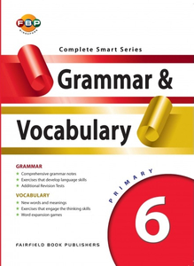 Grammar & Vocabulary - Primary 6