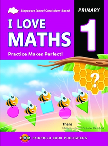 I Love Maths | Practice Makes Perfect! - Primary 1
