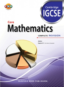 IGCSE Core Mathematics - Complete Revision