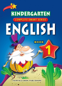 Kindergarten English Book 1 CSS