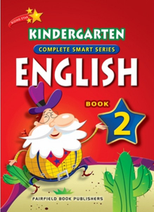 Kindergarten English Book 2 CSS