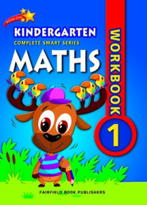 Kindergarten Maths Work Book 1 CSS
