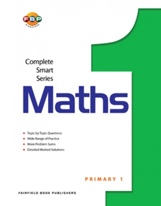 Mathematics Complete Smart Series - Primary 1