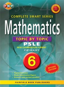 Mathematics Complete Smart Series - Primary 6
