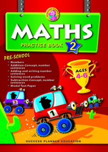 Pre-School Maths Practice Book 2 (Age 4-6)