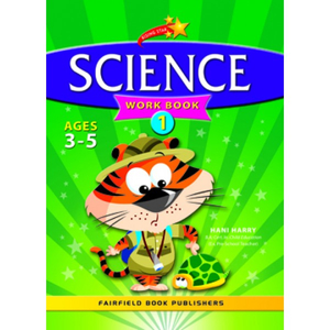 Rising Star Science Work Book 1