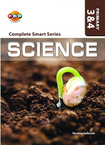 Science Complete Smart Series - Primary 3 & 4
