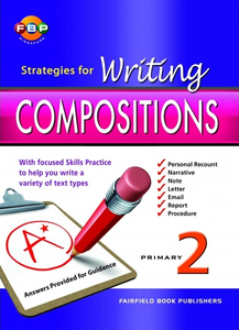 Strategies for Writing Compositions - Primary 2