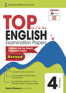 TOP English Examination Papers  - Primary 4