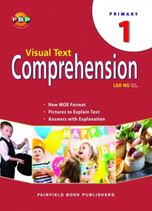 Visual Text Comprehension - Primary 1