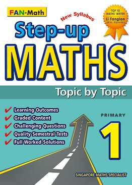 Step-Up Maths Topic By Topic P1