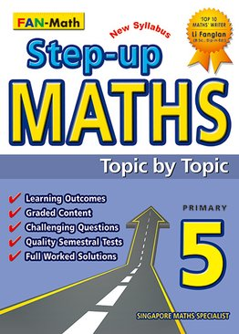 Step-Up Maths Topic By Topic P5