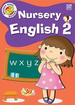 Bright Kids : Nursery English 2