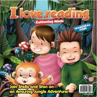 ILOVEREADING - VOL 1 - 6 ISSUE